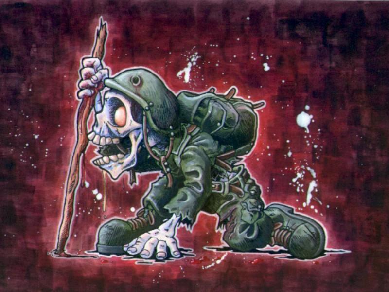 Wallpapers de juegos.part 1(metal slug y God of war)